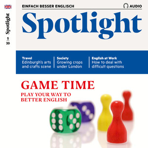 Spotlight - Game time
