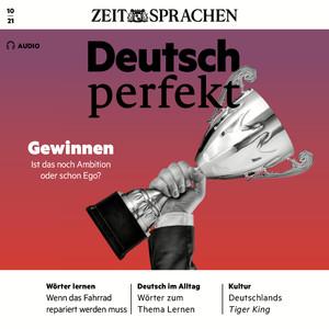 Deutsch lernen Audio - Gewinnen!