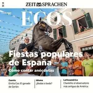 Spanisch lernen Audio - Fiestas populares de España