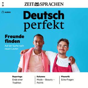 Deutsch perfekt - Freunde finden