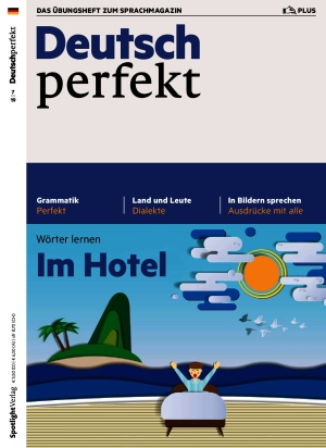 Deutsch perfekt plus (07/2019)