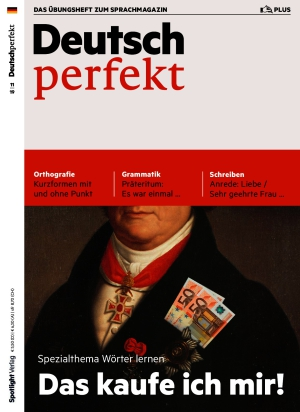 Deutsch perfekt plus (11/2019)