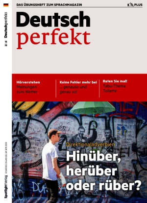 Deutsch perfekt plus (13/2019)