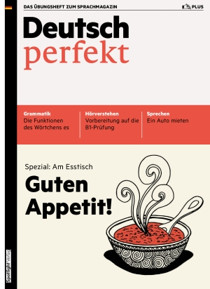 Deutsch perfekt plus (01/2020)