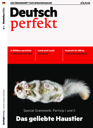 Deutsch perfekt plus (03/2020)