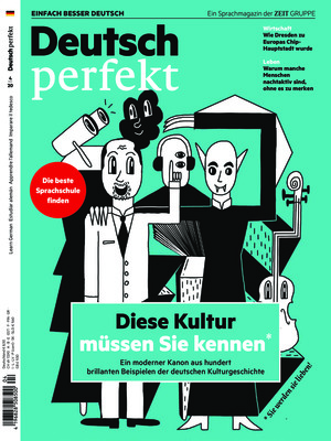 Deutsch perfekt (04/2020)