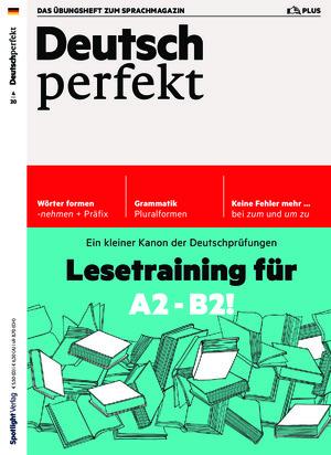 Deutsch perfekt plus (04/2020)
