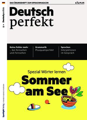 Deutsch perfekt plus (09/2020)
