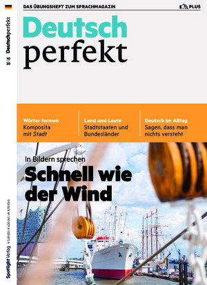 Deutsch perfekt plus (10/2020)