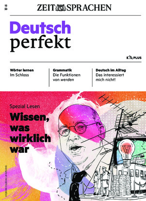 Deutsch perfekt plus (12/2020)
