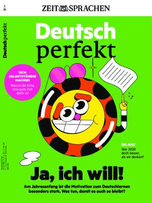 Deutsch perfekt (01/2021)