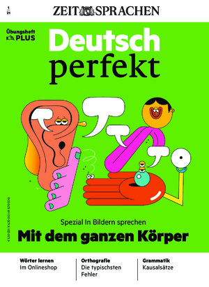 Deutsch perfekt plus (01/2021)