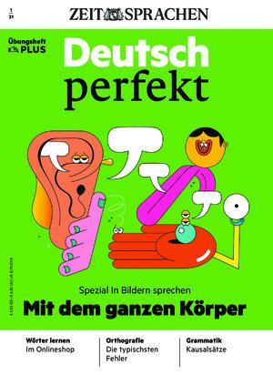 Deutsch perfekt plus (01/2021)