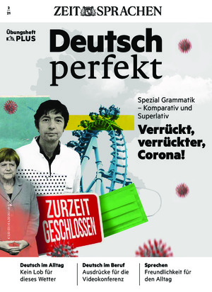 Deutsch perfekt plus (02/2021)