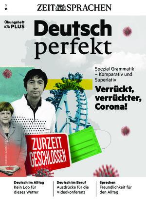 Deutsch perfekt plus (02/2021)