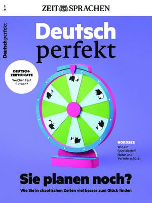 Deutsch perfekt (03/2021)