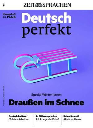Deutsch perfekt plus (03/2021)