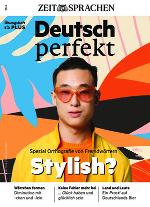 Deutsch perfekt plus (04/2021)