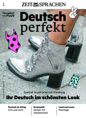 Deutsch perfekt plus (05/2021)