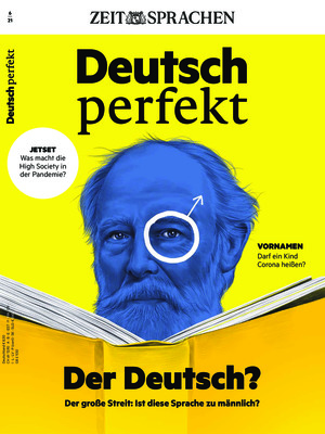 Deutsch perfekt (06/2021)