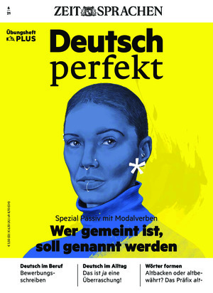 Deutsch perfekt plus (06/2021)