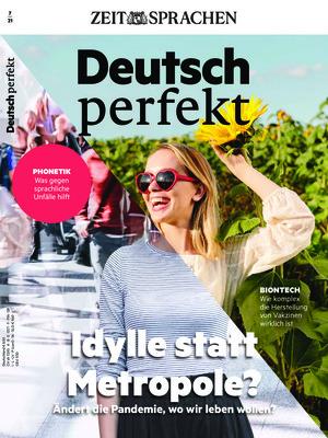 Deutsch perfekt (07/2021)