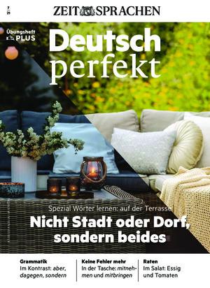 Deutsch perfekt plus (07/2021)