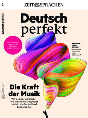 Deutsch perfekt (08/2021)