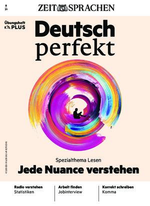Deutsch perfekt plus (08/2021)