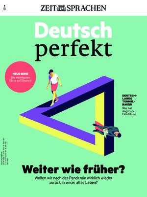 Deutsch perfekt (09/2021)
