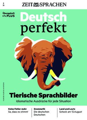 Deutsch perfekt plus (09/2021)