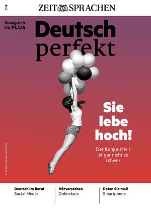 Deutsch perfekt plus (10/2021)