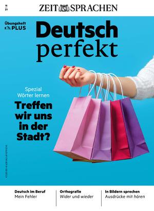 Deutsch perfekt plus (11/2021)