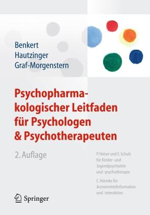 Psychopharmakologischer Leitfaden für Psychologen und Psychotherapeuten