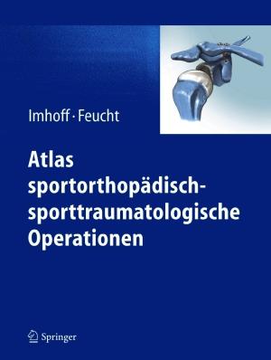 Atlas sportorthopädisch-sporttraumatologische Operationen