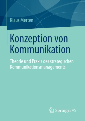 Konzeption von Kommunikation