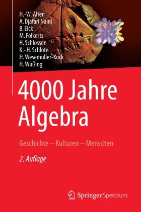 4000 Jahre Algebra