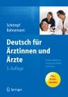 Vergrößerte Darstellung Cover: Deutsch für Ärztinnen und Ärzte. Externe Website (neues Fenster)