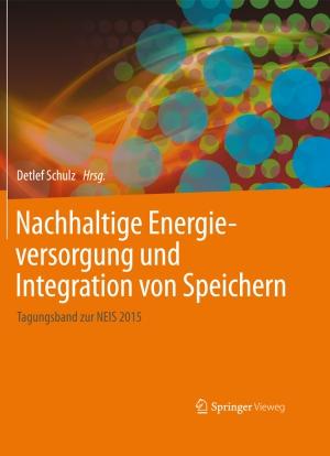 Nachhaltige Energieversorgung und Integration von Speichern