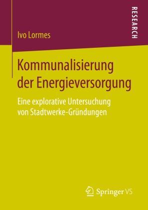 Kommunalisierung der Energieversorgung