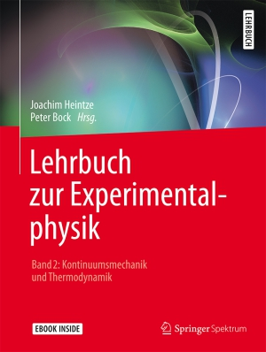 Lehrbuch zur Experimentalphysik
