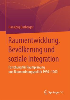Raumentwicklung, Bevölkerung und soziale Integration