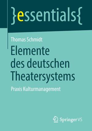 Elemente des deutschen Theatersystems