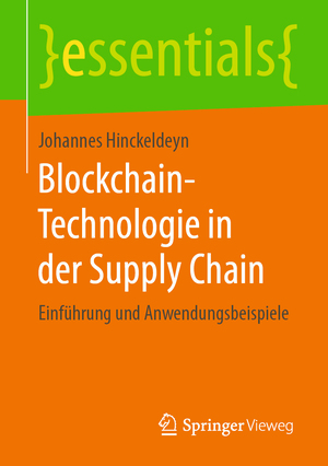 Blockchain-Technologie in der Supply Chain