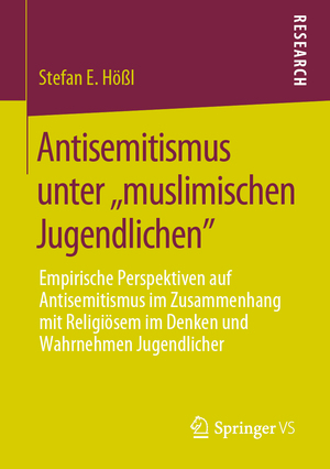 """Antisemitismus unter ,,muslimischen Jugendlichen"""""""