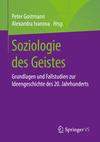 Soziologie des Geistes