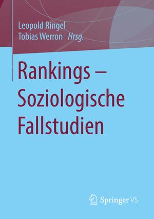 Rankings - Soziologische Fallstudien