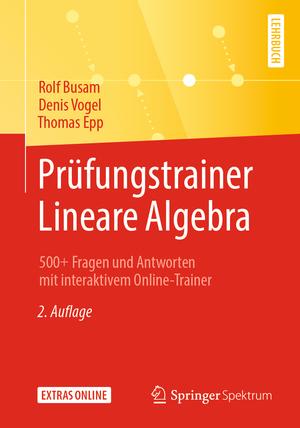 Prüfungstrainer Lineare Algebra