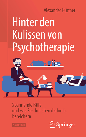 Hinter den Kulissen von Psychotherapie
