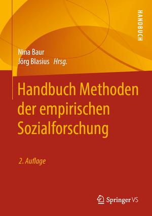 Handbuch Methoden der empirischen Sozialforschung